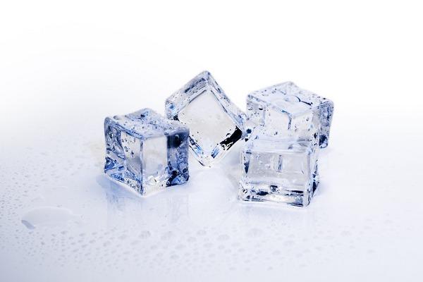 test ghiaccio ad uso alimentare perossido