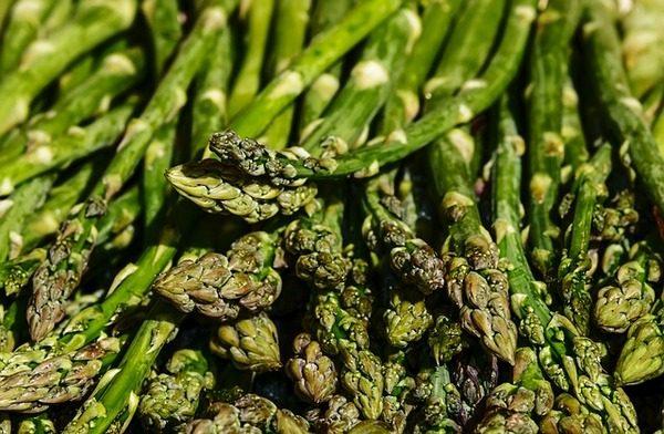 come si conservano gli asparagi?