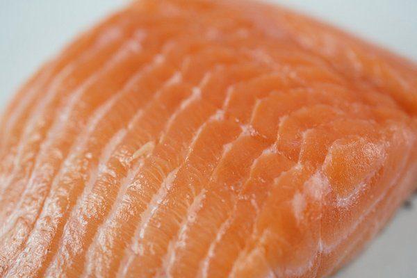 affumicatura criogenica salmone